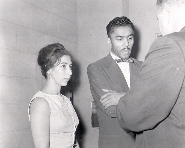 Janet Reinitz and Benjamin Cox