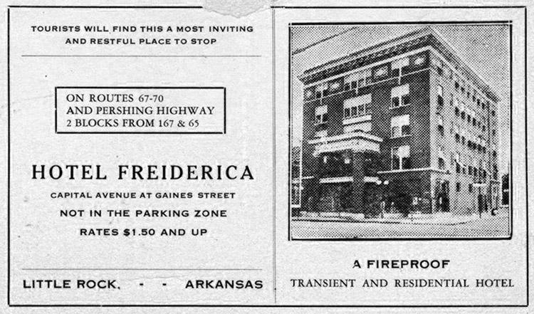 Hotel Freiderica