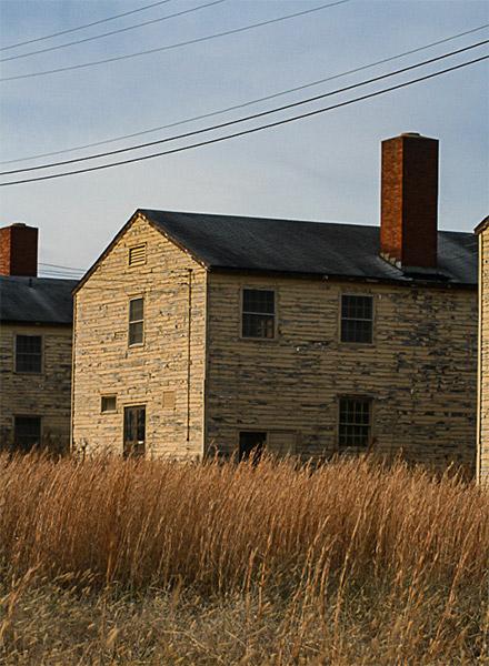 Fort Chaffee Barracks