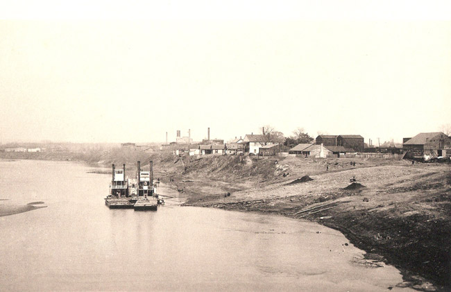 Fort Smith; 1890s