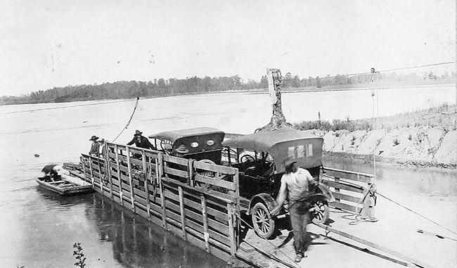 Fulton Ferry