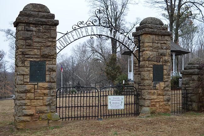 Fayetteville Confederate Cemetery