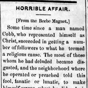 Cobbite Article