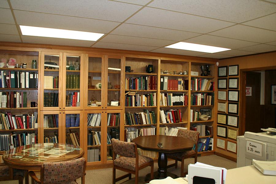 GCHS Library