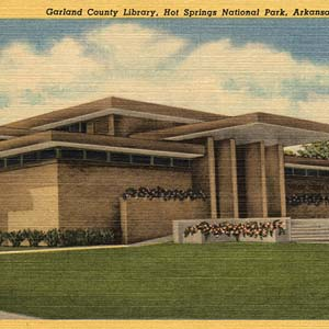 Garland County Public Library