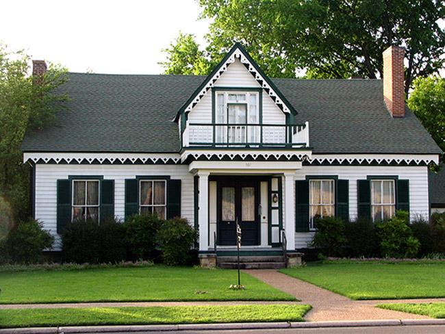 Garrott House