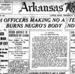 Carter Lynching Headlines