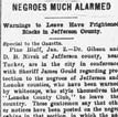 White Jetton Lynching Article