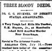 John Farmer Lynching Article
