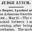 Springer Lynching Article