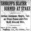 Jameson Lynching Article