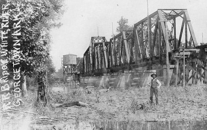 Georgetown Railroad Bridge