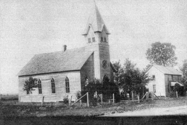 First Methodist Episcopal Church North