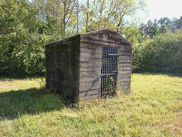 Gillham City Jail