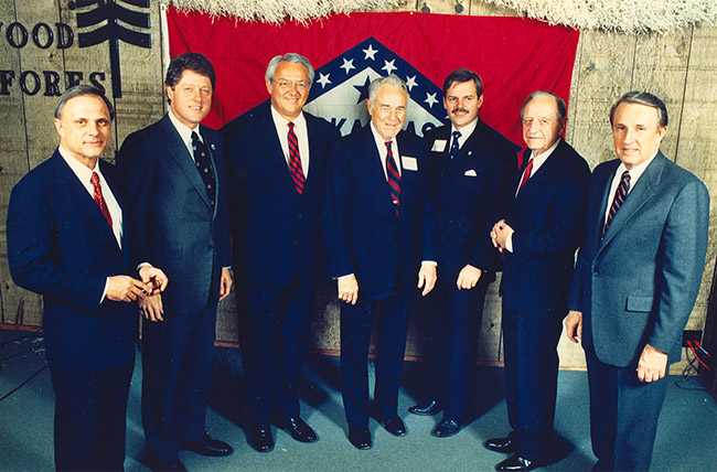 Governors' Reunion; 1986