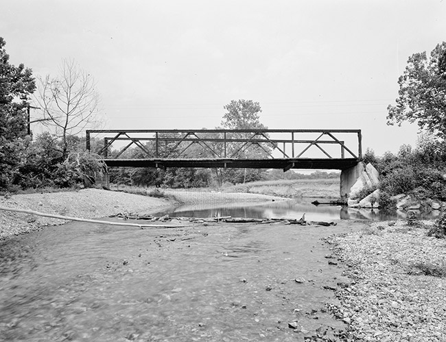 Spavinaw Creek Bridge