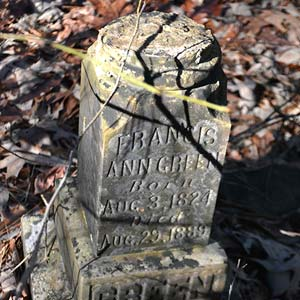Green Cemetery (Ouachita County)