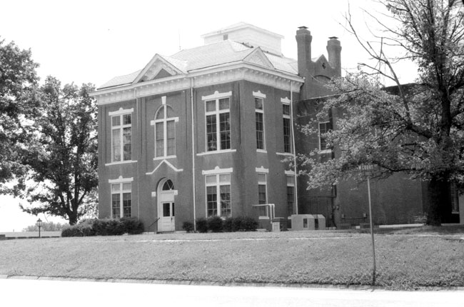 Old Greene County Courthouse