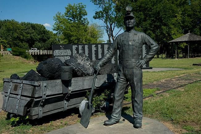 Coal Miners Memorial