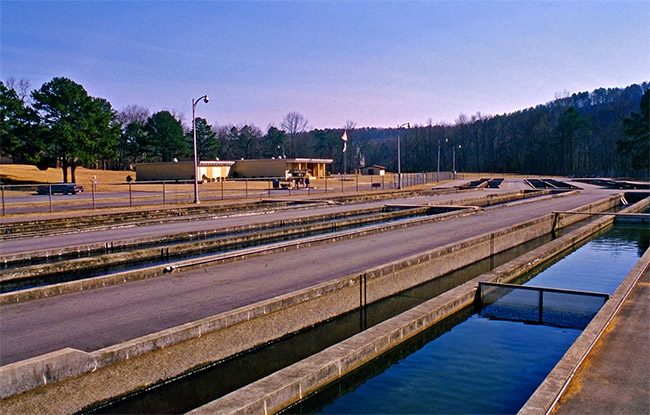 Greers Ferry National Fish Hatchery