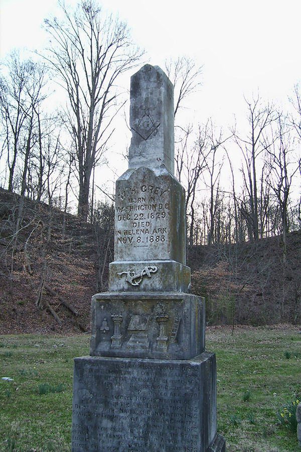 William Henry Grey Gravesite