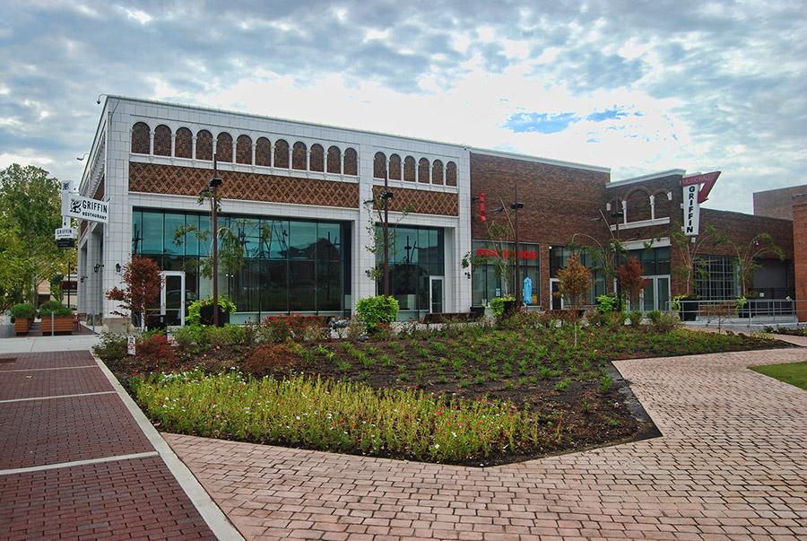Griffin Auto Company Building
