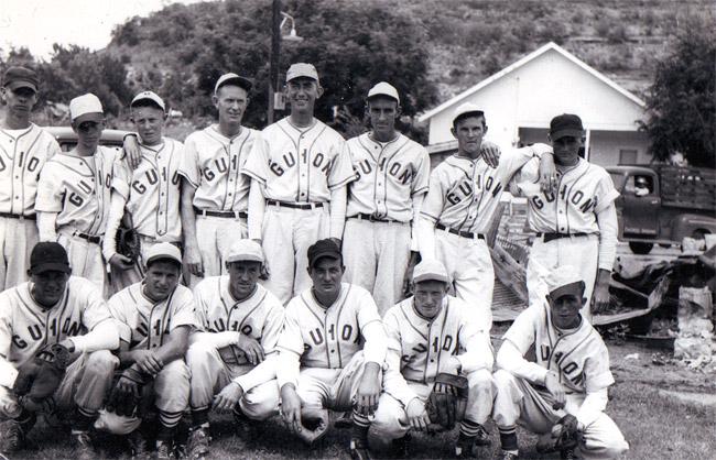 Guion Baseball Team