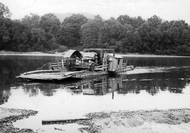 Old Guion Ferry