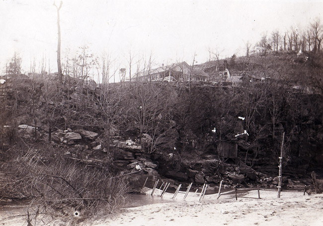 Guion after 1929 Tornado