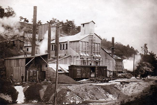 Guion Sand Mine