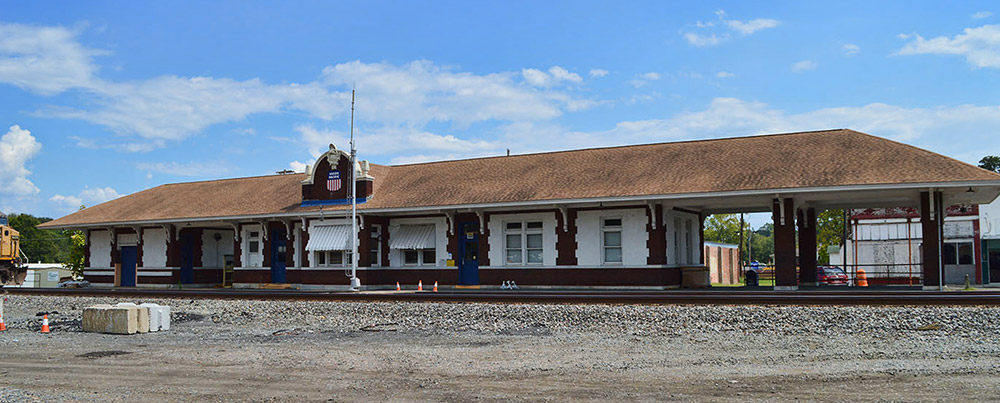 Missouri Pacific Depot