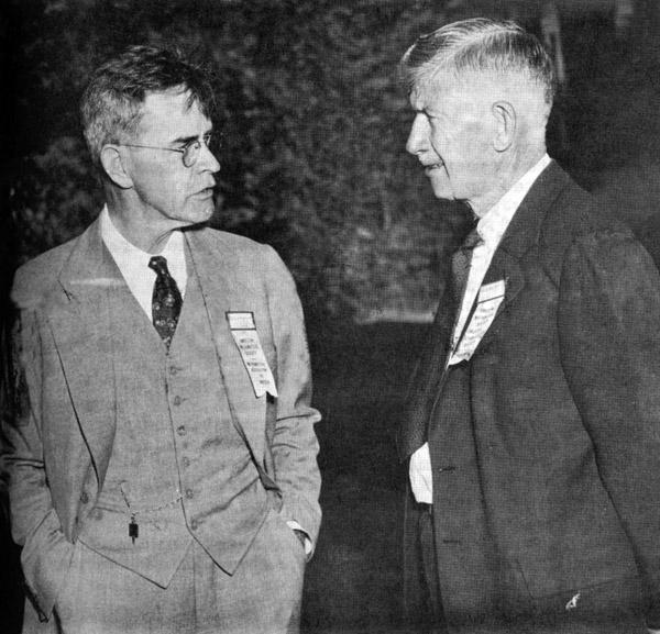 Herbert Buchanan and George A. Campbell