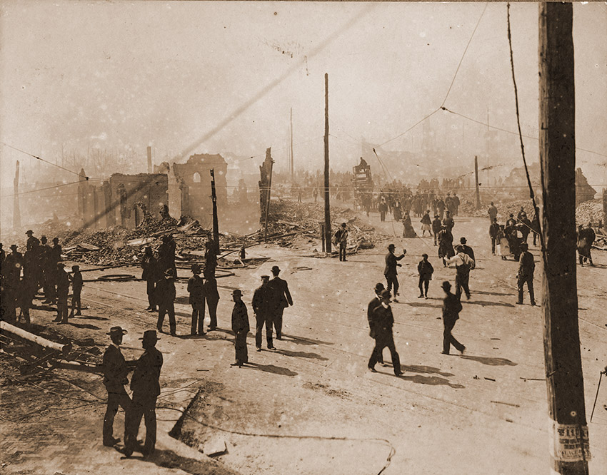 Hot Springs Fire of 1905