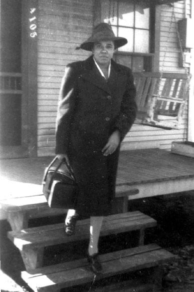Mamie Hale