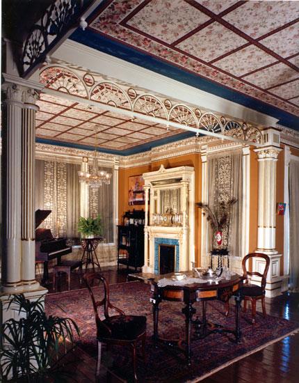 Frederick Hanger House