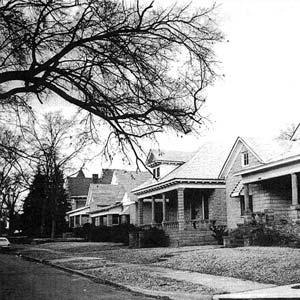 Hanger Hill Historic District