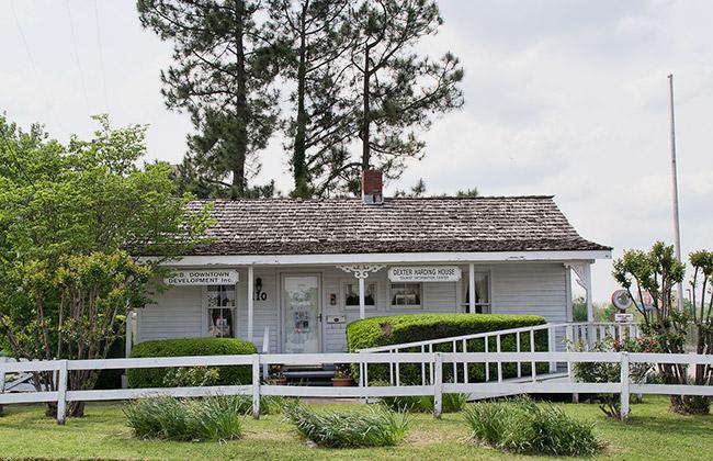 Dexter Harding House