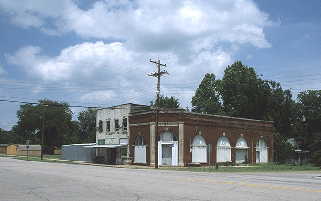 Hartford Commercial Historic District