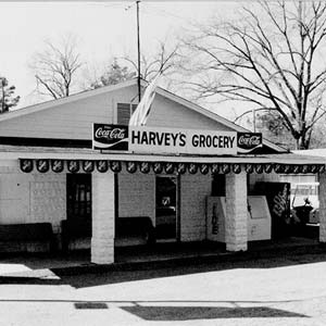Harvey's Grocery and Texaco Station