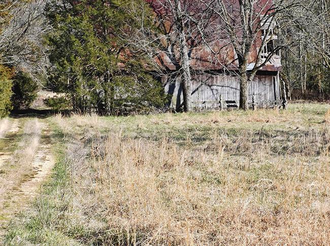Doc Rice Barn