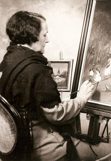 Helen Long Bittick