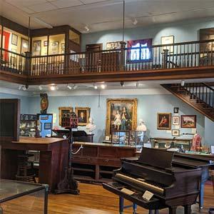 Helena Museum Interior: 2021