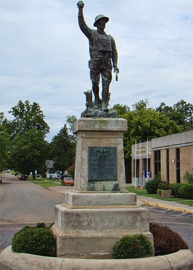 World War I Monument, Helena-West Helena