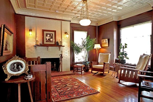 Hemingway-Pfeiffer Museum Interior