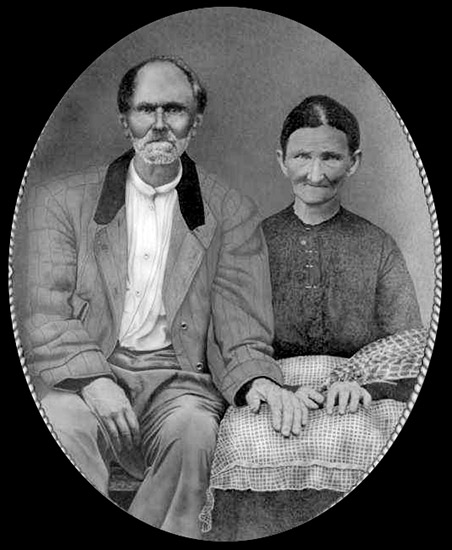 William and Nancy Hester