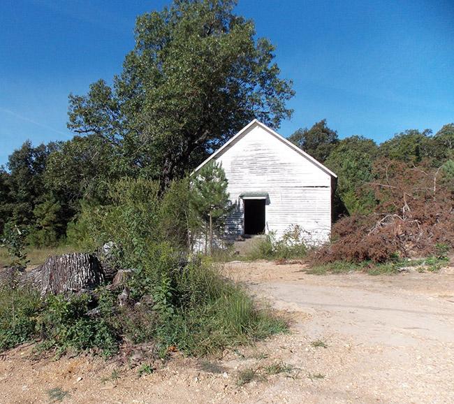 Hickory Valley Methodist Church