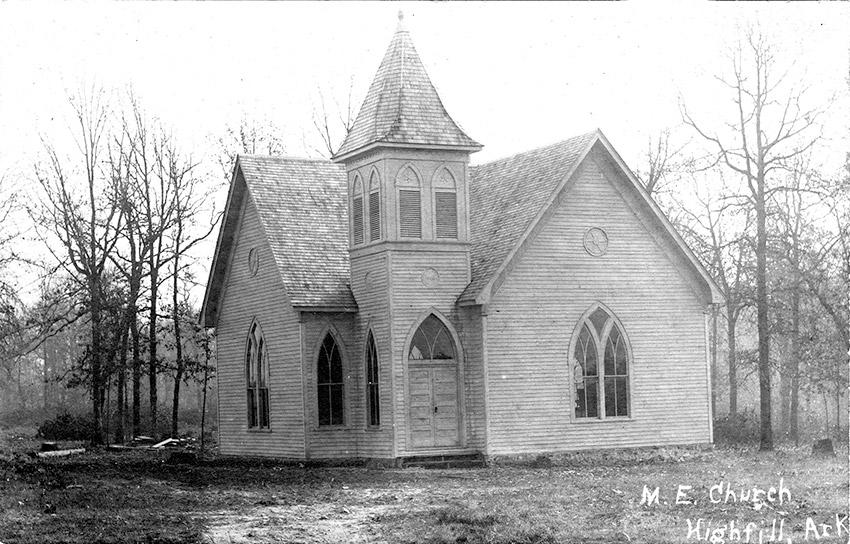 Highfill Church