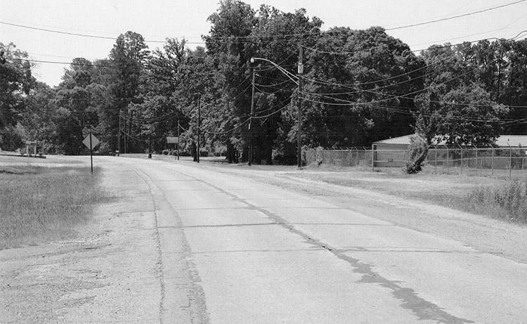 Old U.S. Highway 71—Ashdown