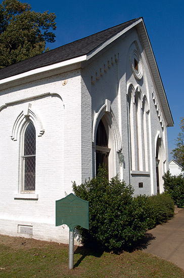 Historic Augusta Presbyterian Church