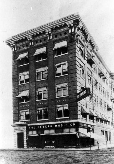 Hollenberg Building